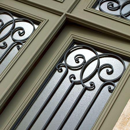 Fenêtres Consulting Garches - Porte d'entrée