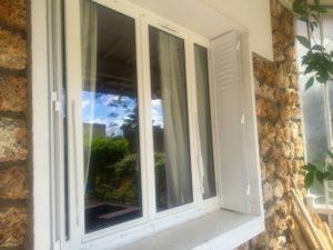 Fenêtre estilou bois