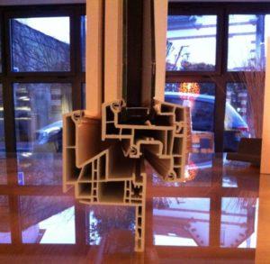 Fenêtre fibre de verre