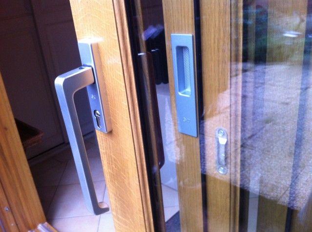 Porte Fenêtre Bois Coulissante Fenêtres Consulting Garches 92