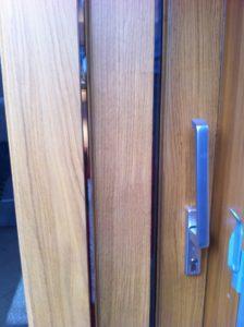 Fenêtre coulissante bois