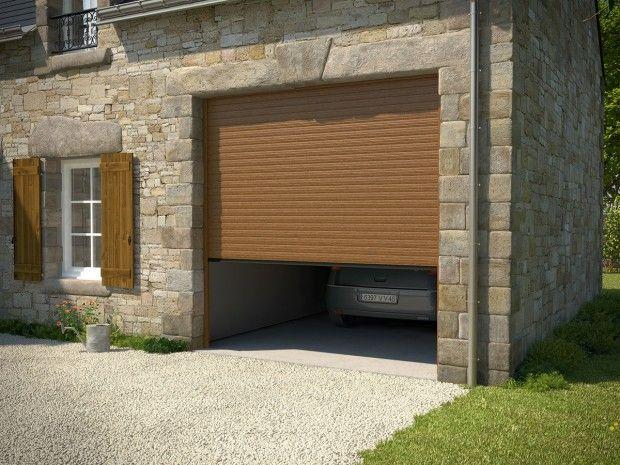 porte de garage enroulable excelis